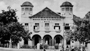 Gedung Kantor Madjlis Islam Alaa Indonesia (MIAI)