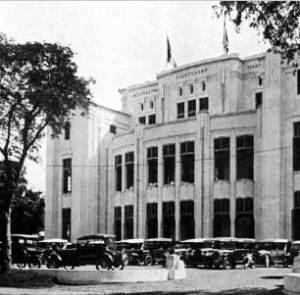 Gedung KPM