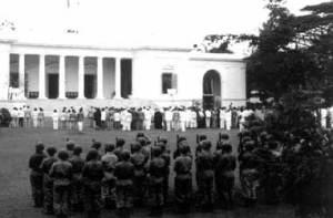 Penyerahan Kedaulatan dari Belanda ke Indonesia/Arsip Nasional RI