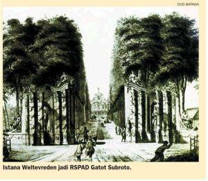 Istana Weltervreden RSPAD Gatot Subroto